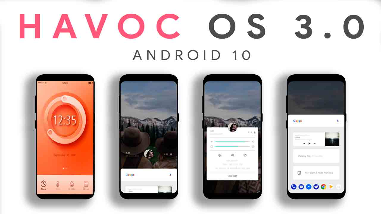 Download Havoc OS 3 0 Android 10